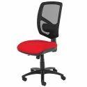 Armless High Back Mesh Office Chair