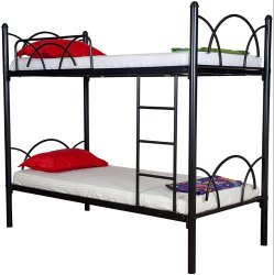 M R Steel Metal & iron Bunk Bed