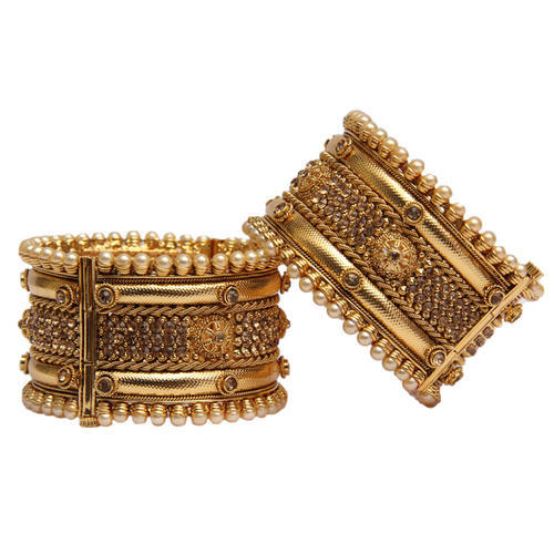 palm rhinestones flowers golden bamboo bracelet and bracelets wide gold with en