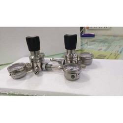 Single Stage Cylinder Regulator Part No- GW-SGR-SS-GAS)