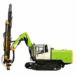 Hydraulic Rock Drilling Machine