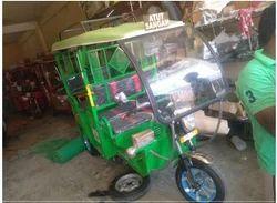 Rickshaw Repairing