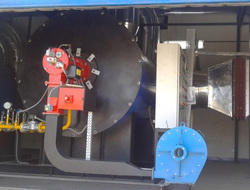 Gas Fired Indirect Wet Back-hot Air Generator-600 000 K Cal Per Hour