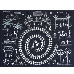 Warli Painting Course