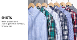 Male Denim Shirts
