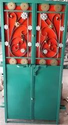Iron Polished MS Doors, Material Grade: A1, Single
