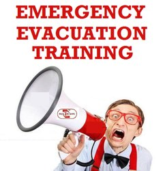 Emergency Evacuation Training, Depend On Course, Fire Rescue, And First Aid