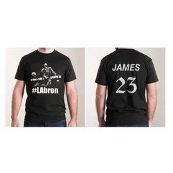 save off 39202 ae2d5 Lebron James Basketball New Lakers T Shirt