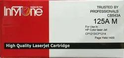 125A M (CB543A) Compatible Color Toner Cartridge For HP Printers