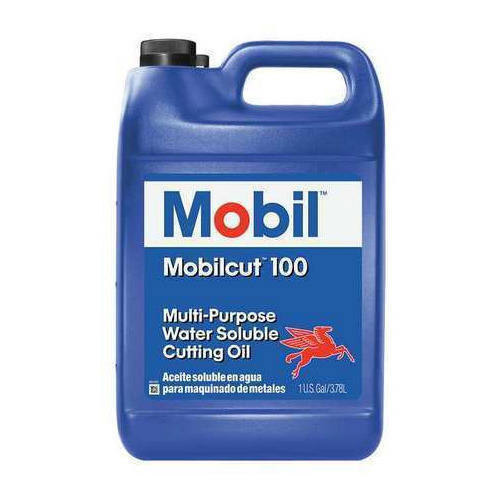 Mobil Multi Purpose Water Soluble Cutting Oil, Packaging Type: Plastic Cane