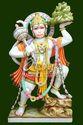 Hanuman Marble Murti