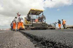 Concrete Commercial Projects Bitumen Road Construction Services, in jaipur