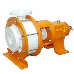 Standard Series Non Metallic Chemical Process Pump