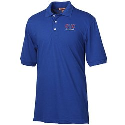Male Half Sleeve Cotton Corporate T-Shirt