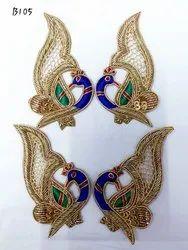Embroidered Lace E 1238