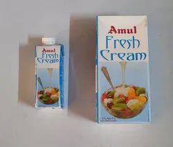 Amul Fresh Cream for Home