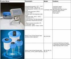 CRYO Monitors LN2 Level Monitor, Model Name/Number: 100A