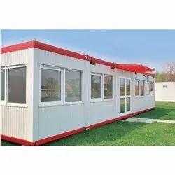 Aluminum Portable Office Cabin