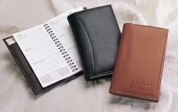 Leather Planner Diary