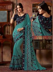 Party Wear New Designer Sarees Collection