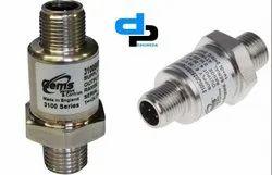 Setra 3100B0035C02B Pressure Transmitter 0-35 Bar