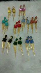 Colours Stone Earrings