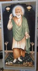 Sai Baba Picture Wall Tiles