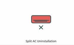 Split AC Uninstallation Service