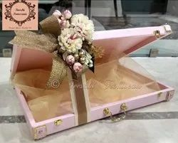 Pink Box Feeschi Wedding Trousseau Packing