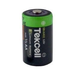 Tekcell 3.6 V Lithium Battery SB AA02, Capacity: 1.2 Ah
