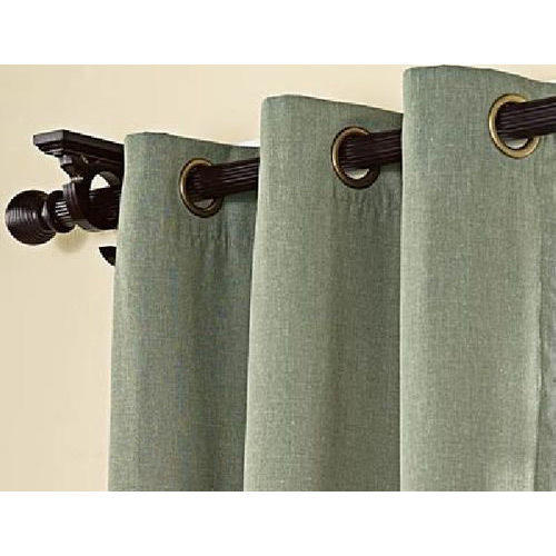 Attirant Designer Door Curtain Rod
