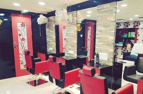 Salon Interior Designing, 3d Interior Design Available : Yes