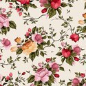 Digital Printed Floral Design Fabric, Use: Garments