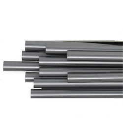 Silver Steel Rods for Construction, Length: 3 and 6 meter
