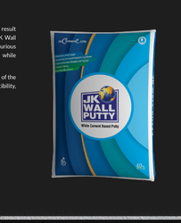 JK Wall Putty for Construction