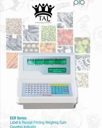 Industrial Weighing Terminal for PC Counting Scale with Label Printing