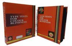 ASF Ishihara Test Book