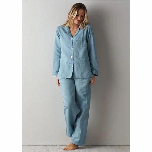 e8c6888e5d Ladies Cottton Pajama Set at Rs 400  set