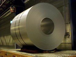 Stainless Steel 310 Coil 2B MATT PVC (No.4 Finish)
