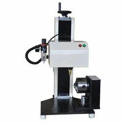 Pneumatic CNC Dot Peen Marking Machine