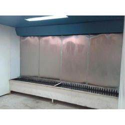 Water Paint Booth