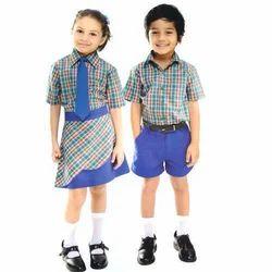 Cotton School Uniform
