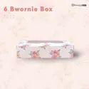 window brownie box