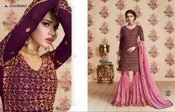 Nafiza Designer Salwaar Suits