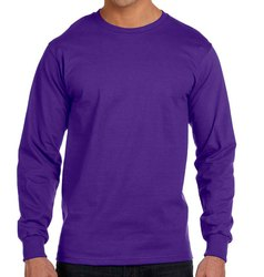 Mens Plain Full Sleeve T Shirts