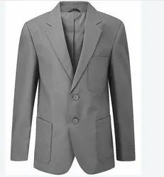 Grey Black School Blazer