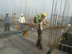 Residential Floors Concrete Frame Structures Building Construction Services, Delhi