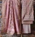 Unstitched Party Wear Salwar Suit