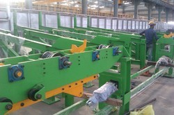 Handling Systems for of Bars Tubes Plates
