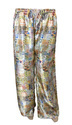 Digital Printed Beach Wear Palazzo Pants